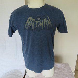 Men's Marvel Blue Batman T-Shirt